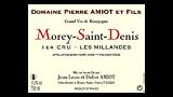 Morey-Saint-Denis 1er Cru Les Millandes - モレ・サン・ドニ プルミエ・クリュ レ・ミヨンド