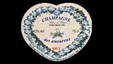 Cuvée des Amoureux Blanc de Blancs Grand Cru - キュヴェ・デ・ザムルー ブラン・ド・ブラン グラン・クリュ
