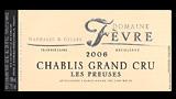 Chablis Grand Cru Les Preuses -  シャブリ グラン・クリュ レ・プルーズ