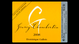 Gevrey-Chambertin Cuvée G 2008 - ジュヴレ・シャンベルタン キュヴェG 2008