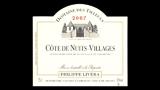 Côtes de Nuits-Villages Rouge - コート・ド・ニュイ・ヴィラージュ ルージュ