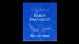 Cuvée Saphire Dosage Zéro Grand Cru - キュヴェ・サフィール ドザージュ・ゼロ グラン・クリュ