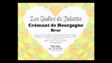 Les Bulles de Juliette Crémant de Bourgogne Brut  - レ・ビュル・ド・ジュリエット クレマン・ド・ブルゴーニュ ブリュット