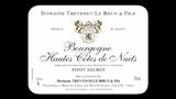 Bourgogne Hautes-Côtes de Nuits PINOT BEUROT - ブルゴーニュ オート・コート・ド・ニュイ ピノ・ブーロ