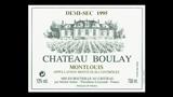 Château Bouley Montlouis Demi-Sec 1995 - シャトー・ブレ モンルイ ドミ・セック 1995