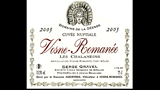 Domaine de la Déesse Vosne-Romanée Les Chalandins - ドメーヌ・ド・ラ・デエス ヴォーヌ・ロマネ レ・シャランダン