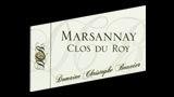 Marsannay Rouge Clos du Roy - マルサネ ルージュ クロ・デュ・ロワ