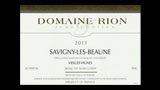 Savigny-lès-Beaune Rouge Vieilles Vignes - サヴィニー・レ・ボーヌ ルージュ ヴィエイユ・ヴィーニュ