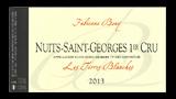 Nuits-St.-Georges 1er Cru Les Terres Blanches Blanc - ニュイ・サン・ジョルジュ プルミエ・クリュ レ・テール・ブランシュ ブラン