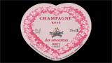 Cuvée des Amoureux Rosé  - キュヴェ・デ・ザムルー ロゼ