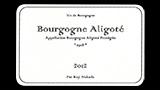 """Bourgogne Aligote """"1908"""" 2013 - ブルゴーニュ アリゴテ """"1908"""""""