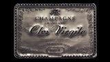 Clos Virgile Brut Millésime Grand Cru 2009 - クロ・ヴィルジル ブリュット ミレジム グラン・クリュ 2009