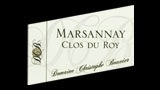 Marsannay Blanc Clos du Roy - マルサネ ブラン クロ・デュ・ロワ
