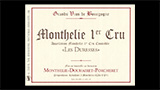 Monthélie 1er Cru Rouge Les Duresses - モンテリー プルミエ・クリュ ルージュ レ・デュレス