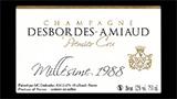 Brut Millésime Premier Cru 1988 - ブリュット ミレジム プルミエ・クリュ