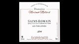 Saint-Romain Les Poillanges Rouge - サン・ロマン レ・ポワランジュ ルージュ