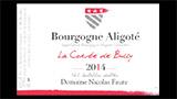 Bourgogne Aligoté La Corvée de Bully - ブルゴーニュ アリゴテ ラ・コルヴェ・ド・ビュリー