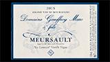 Meursault Le Limozin Vieilles Vignes - ムルソー ル・リモザン ヴィエイユ・ヴィーニュ