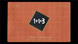 1+1=3 - ウ・メス・ウ・ファン・トレス
