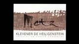 Klevener de Heiligenstein - クレヴネール・ダイリゲンシュタイン