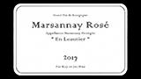 Marsannay Rosé En Leautier 2017 - マルサネ・ロゼ アン・ローティエ