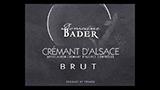 Crémant d'Alsace Brut - クレマン・ダルザス ブリュット