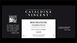 Cataldina Vincent Bourgogne Blanc Cuvée On Passe au Rouge - カタルディーナ・ヴァンサン ブルゴーニュ・ブラン キュヴェ オン・パス・オー・ルージュ