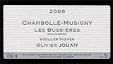 Chambolle-Musigny Les Bussières Vieilles Vignes - シャンボール・ミュジニー レ・ビュシエール ヴィエイユ・ヴィーニュ