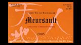 Meursault 2018 - ムルソー