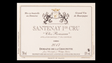 Santenay 1er Cru Clos Rousseau Rouge - サントネイ プルミエ・クリュ クロ・ルソー ルージュ