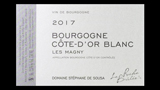 Bourgogne Côte d'Or Blanc Les Magny	 - ブルゴーニュ・コート・ドール ブラン レ・マニー
