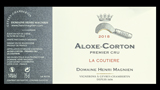 Aloxe-Corton 1er Cur La Coutières - アロース・コルトン プルミエ・クリュ ラ・クティエール