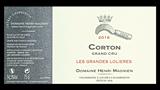 Corton Grand Cru Les Grandes Lolières - コルトン グラン・クリュ レ・グランド・ロリエール
