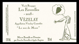 Vézelay Blanc Le Nez de Muse - ヴェズレイ ブラン ル・ネ・ド・ミューズ