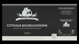 Coteaux Bourguignons Rouge Les Black Chairs - コトー・ブルギニヨン ルージュ レ・ブラック・チェアーズ