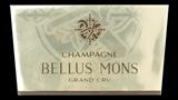 Bellus Mons Brut Millésime Grand Cru - ベリュス・モンス ブリュット ミレジム グラン・クリュ