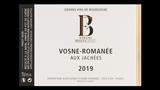 Vosne-Romanée Aux Jachées - ヴォーヌ・ロマネ オー・ジャシェ