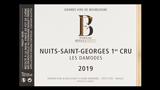 Nuits-St.-Georges 1er Cru Les Damodes - ニュイ・サン・ジョルジュ プルミエ・クリュ レ・ダモード