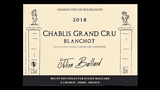 Chablis Grand Cru Blanchots - シャブリ グラン・クリュ ブランショ